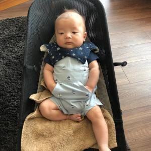 生後2ヶ月 71日目 予防接種へ
