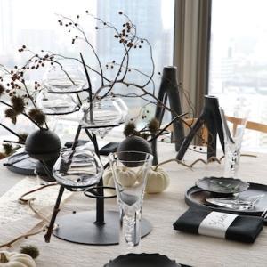 Japanese Halloween テーブルコーディネート