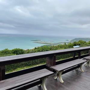 沖縄旅行 絶景カフェ「くるくま」へ