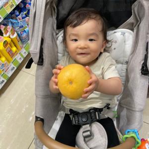 息子1歳3ヶ月になりました!