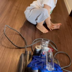 1歳3ヶ月 息子の苦手なもの
