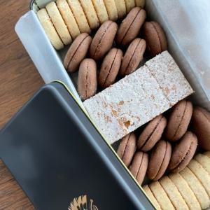お気に入りの「ツッカベッカライカヤヌマ」のクッキー