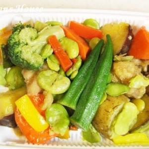 鶏肉と8品目のごろごろ野菜★成城石井★