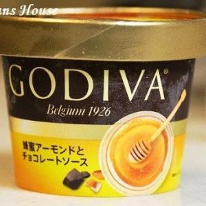 蜂蜜アーモンドとチョコレートソース★ゴディバ ★