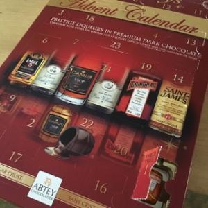 クリスマスまでのカウントダウンを盛り上げるアドベント・カレンダー