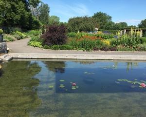 植物園を見て歩く(モントリオール)