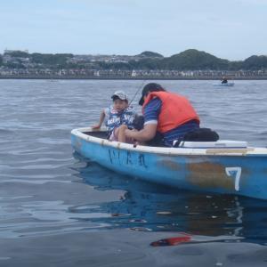 6月21日大津ボート釣り