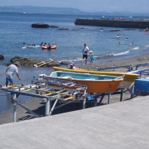 8月1日観音崎ボート釣り