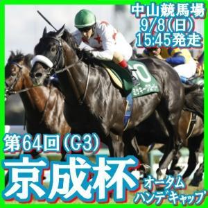 【京成杯オータムH(G3)】(2019ハイブリッド指数活用術予想篇)