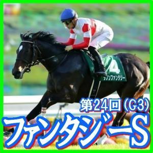 【ファンタジーS(G3)】(2019日刊馬番コンピ活用術予想篇)