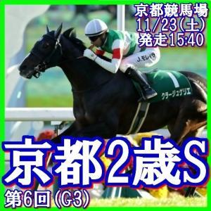 【ラジオNIKKEI杯京都2歳S(G3)】(2019インパクトデータ活用術予想篇)