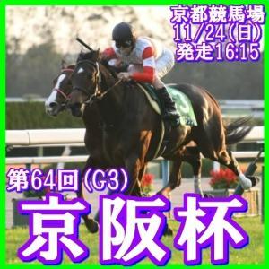 【京阪杯(G3)】(2019ハイブリッド指数活用術予想篇)