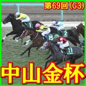 【中山金杯(G3)】(2020馬番コンピ指数分析篇)