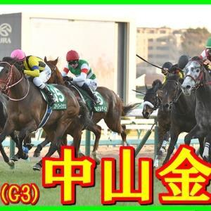 【中山金杯(G3)】(2020データ分析特別篇)