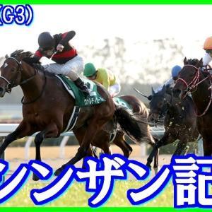 【シンザン記念(G3)】(2020ラップ分析篇)