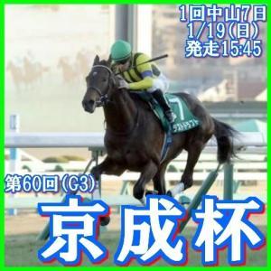 【京成杯(G3)】(2020データ分析篇)