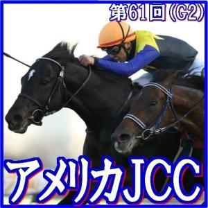 【アメリカJCC(G2)】(2020ラップ分析篇)