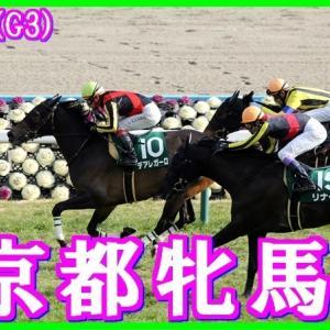 【京都牝馬S(G3)】(2020データ分析篇)