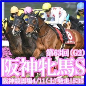 【阪神牝馬S(G2)】(2020総合分析予想篇)