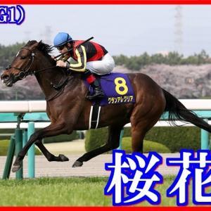 【桜花賞(G1)】(2020データ分析篇)