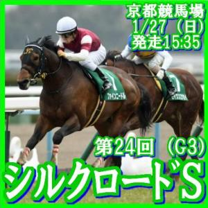 【シルクロードS(G3)】(2019ハイブリッド指数活用術予想篇)