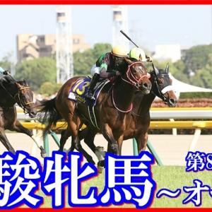 【優駿牝馬~オークス(G1)】(2020血統データ分析篇)