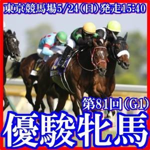 【優駿牝馬~オークス(G1)】(2020総合分析予想篇)