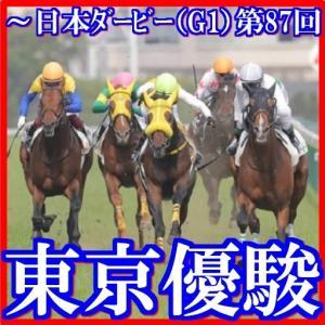 【東京優駿~日本ダービー(G1)】(2020日刊馬番コンピ指数分析篇)