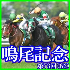 【鳴尾記念(G3)】(2020日刊馬番コンピ指数分析篇)