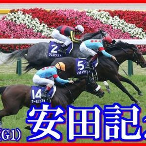 【安田記念(G1)】(2020データ分析篇)