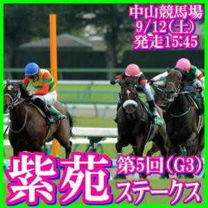 【紫苑ステークス(G3)】(2020総合分析予想篇)