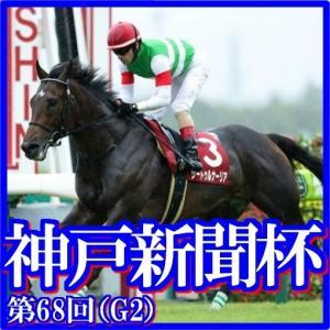【神戸新聞杯(G2)】(2020ラップ分析篇)