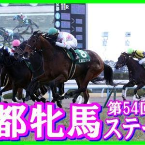 【京都牝馬S(G3)】(2019血統データ活用術予想篇)