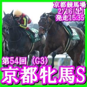 【京都牝馬S(G3)】(2019インパクトデータ活用術予想篇)