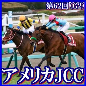【アメリカJCC(G2)】(2021日刊馬番コンピ指数分析篇)