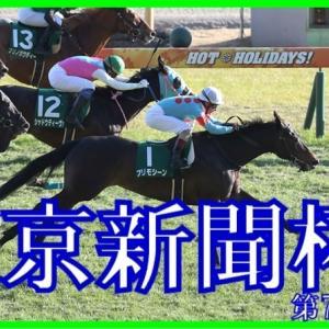 【東京新聞杯(G3)】(2021血統データ分析篇)
