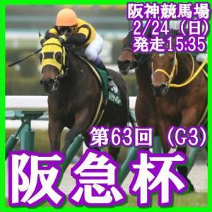 【阪急杯(G3)】(2019ハイブリッド指数活用術予想篇)