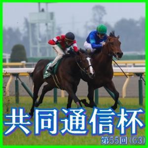 【共同通信杯(G3)】(2021日刊馬番コンピ指数分析篇)