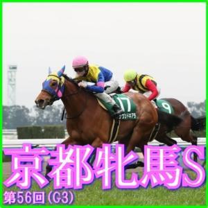 【京都牝馬S(G3)】(2021日刊馬番コンピ指数分析篇)