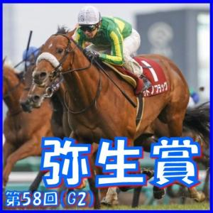 【弥生賞(G2)】(2021日刊馬番コンピ指数分析篇)