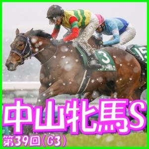 【中山牝馬S(G3)】(2021日刊馬番コンピ指数分析篇)
