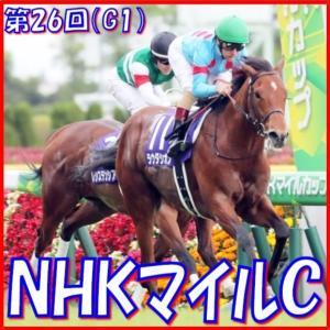 【NHKマイルC(G1)】(2021日刊馬番コンピ指数分析篇)