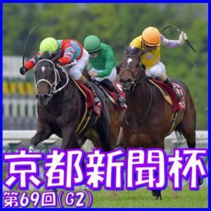 【京都新聞杯(G2)】(2021日刊馬番コンピ指数分析篇)