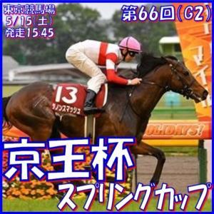 【京王杯スプリングC(G2)】(2021総合分析予想)
