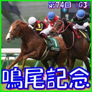 【鳴尾記念(G3)】(2021日刊馬番コンピ指数分析篇)