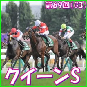 【クイーンS(G3)】(2021日刊馬番コンピ指数分析篇)