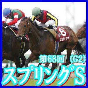 【スプリングS(G2)】(2019日刊馬番コンピ活用術予想篇)