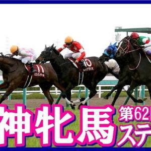 【阪神牝馬S(G2)】(2019血統データ活用術予想篇)