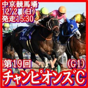 【チャンピオンズC(G1)】(2018インパクトデータ活用術予想篇)