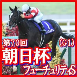 【朝日杯フューチュリティS(G1)】(2018日刊馬番コンピ活用術予想篇)
